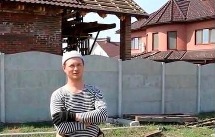Отзыв о работе с композитной черепицей QUEENTILE от компании Citadel (Харьков)